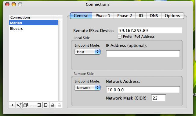 IPsecuritas to Netscreen 1