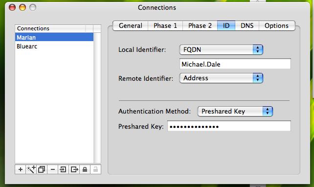 IPsecuritas to Netscreen 4